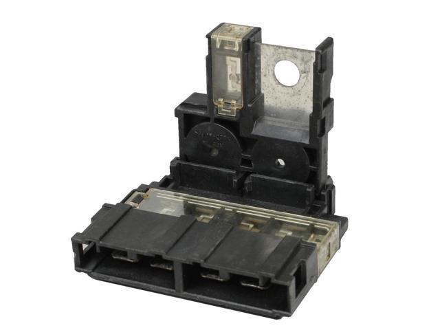 Automotive Accessory Fuse Box : Car vehicle fuse box holder socket repair