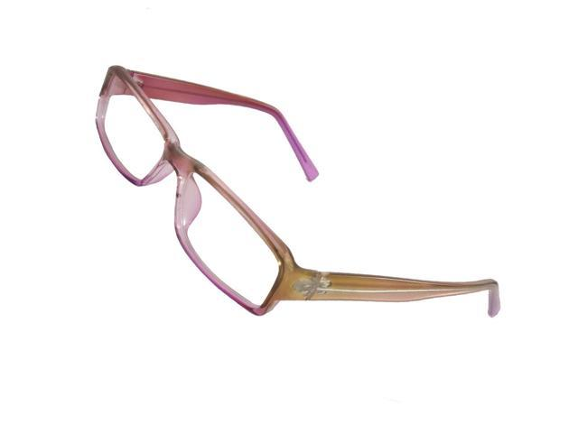 multi coated lens plain glasses eyeglass spectacles