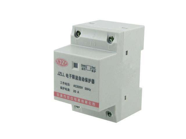 Ac 220v 20a Two 2 Pole 2p Motor Protection Controller