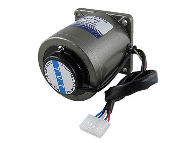 25 Watt Power Ac 220v Variable Speed Controller Motor Gray