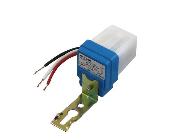 AC 220V 10A Photocell Sensor Automatic Light Control