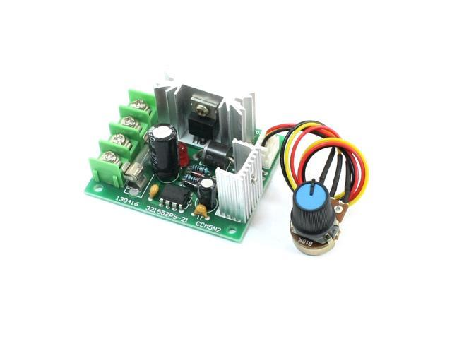 Rotary Potentiometer Pwm Motor Speed Controller Switch Dc