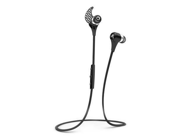 JayBird BlueBuds X Sport Stereo Bluetooth Headset Black
