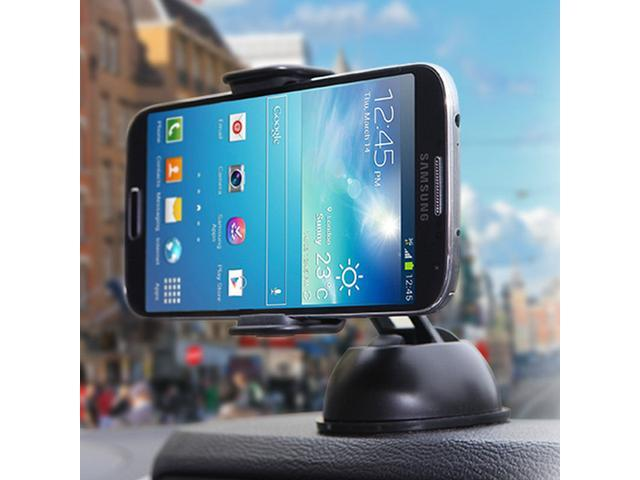 Exogear Exomount Touch All Surface Super Car Mount for for Smartphone / GPS (iPhone 5S / 5C / 4S 4/ Galaxy Note 3 / S4 / S3 / Note II / HTC One)