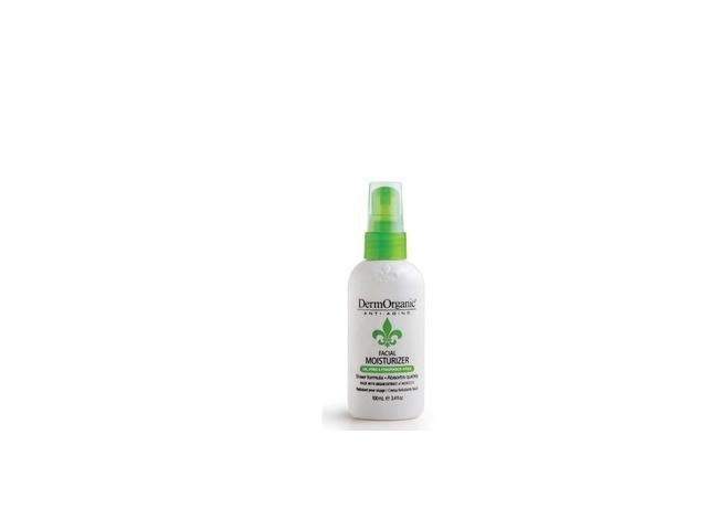 DermOrganic Anti-Aging Facial Moisturizer 3.4oz