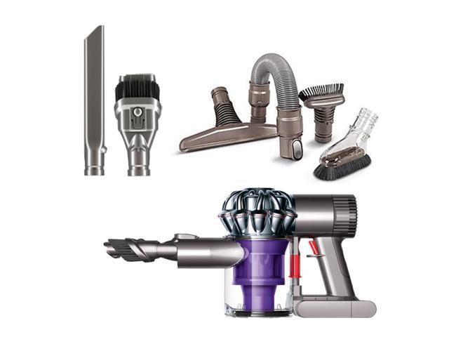 dyson dc58 handheld vacuum cleaner plus hand vacuum tool kit - Dyson Handheld Vacuum