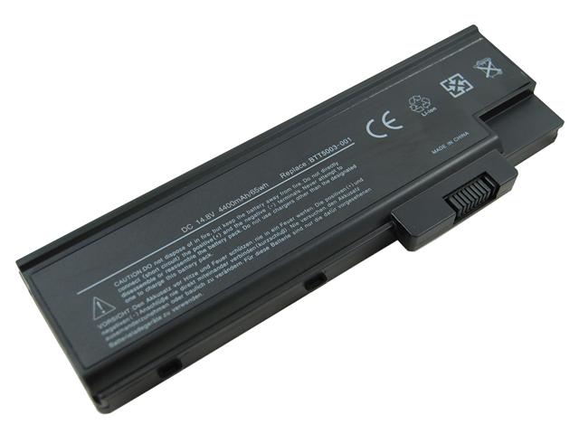 Superb Choice® 8-cell ACER Extensa 2300 Series 2301WLMi 2303LC 2303LCi 2303LM 2303LMi 2303WLM 2303WLMi Laptop Battery