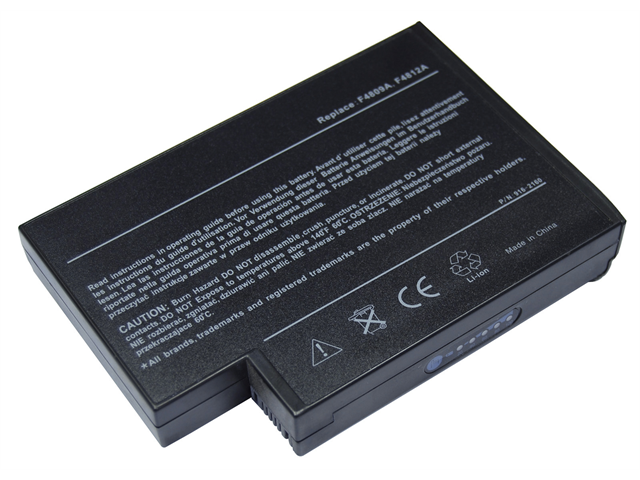 Superb Choice® 8-cell HP Pavilion ZE4601US-DS519UR Laptop Battery