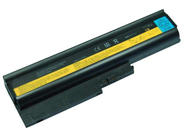 Superb Choice® 6-cell IBM ThinkPad T60p 6373 Laptop Battery