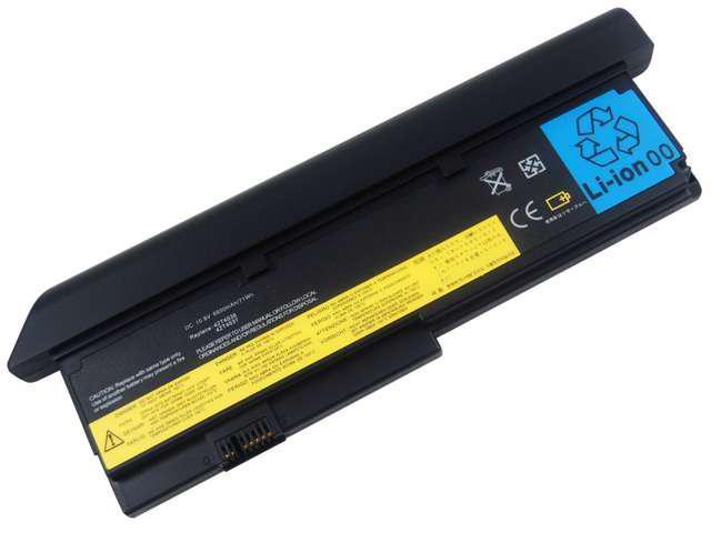 Superb Choice® 9-cell Lenovo ThinkPad (X200/X201) 43R9255 Laptop Battery