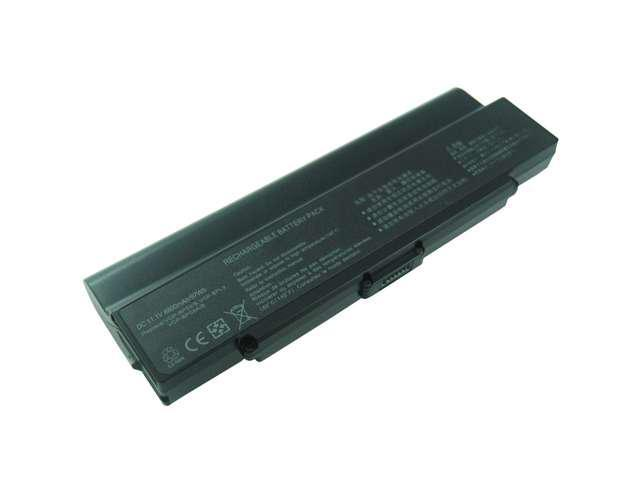 Superb Choice® 12-cell SONY VAIO VGN-NR160E/S Laptop Battery