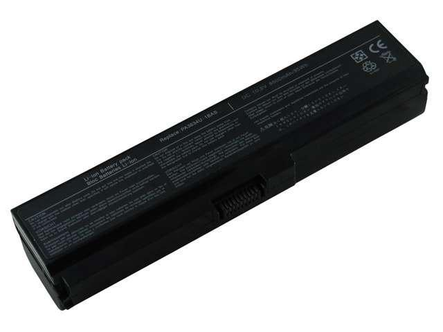 Superb Choice® 12-cell TOSHIBA Satellite P750-ST4NX2 Laptop Battery