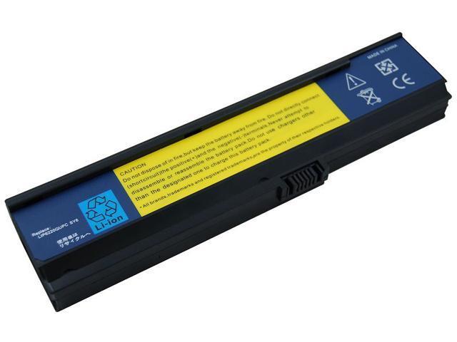 Superb Choice® 6-cell ACER BT.00604.001 BT.00604.004 BT.00604.012 BT.00903.007 LC.BTP00.002 Laptop Battery