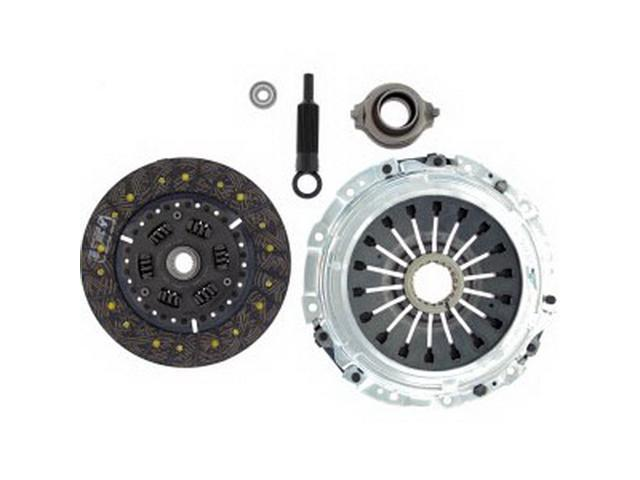Exedy Racing Clutch 15803 Stage 1 Organic Clutch Kit; Ductile Casting; Organic Facing; 240mm/24T/25.2 Spline; Torq. Cap. At Wheels 332 lbs./ft.; Torq. At Flywheel 415 lbs./ft.; 2536 lbs. Clamp Load;