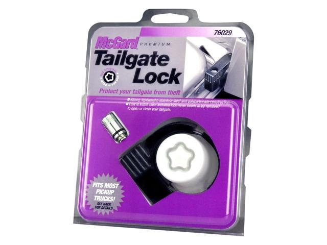 McGard 76029 Tailgate Lock; Universal; Contains 1 Lock and 1 Key