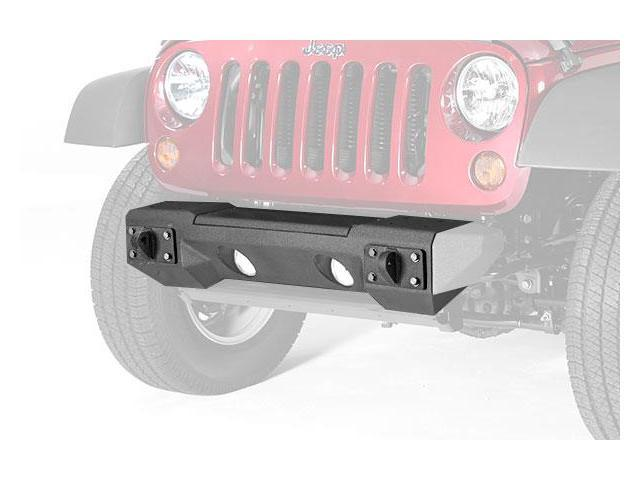 Rugged Ridge 11542.02 All Terrain Modular Front Bumper 07-14 Jeep Wrangler