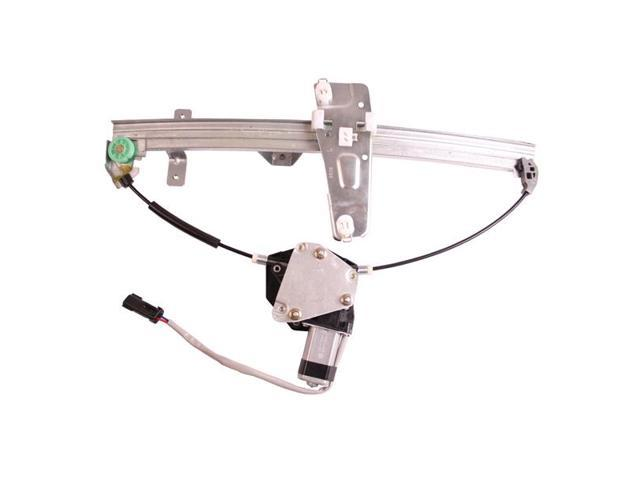 Omix-Ada 11822.01 Left Rear Window Regulator For 02-07 Jeep Liberty KJ