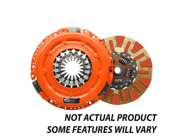 Centerforce DF070552 Dual Friction Clutch Pressure Plate And Disc Set