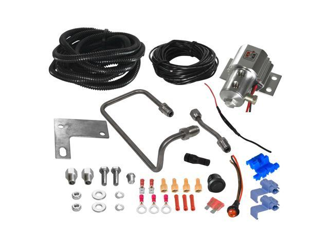 Hurst 5671519 Roll Control Line Lock Launch Kit, 10-14 Mustang