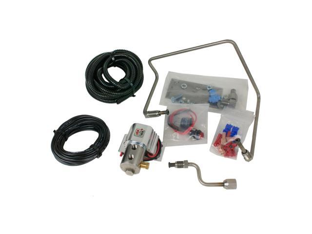 Hurst 5671521 Roll Control Line Lock Launch Kit, 05-09 Mustang