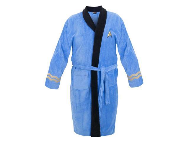 Star Trek Spock Fleece Bathrobe, Adult