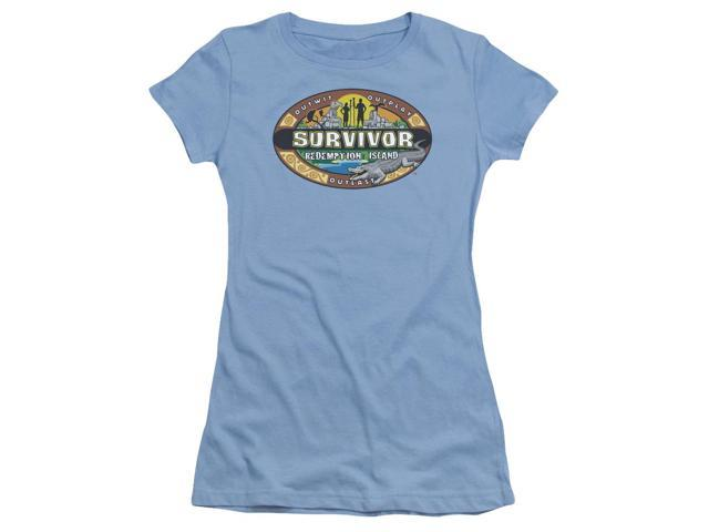 Survivor Redemption Island Juniors Short Sleeve Shirt