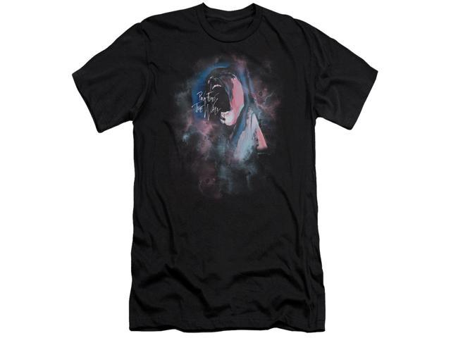 Pink Floyd Face Paint Mens Adult Premium Slim Fit Shirt