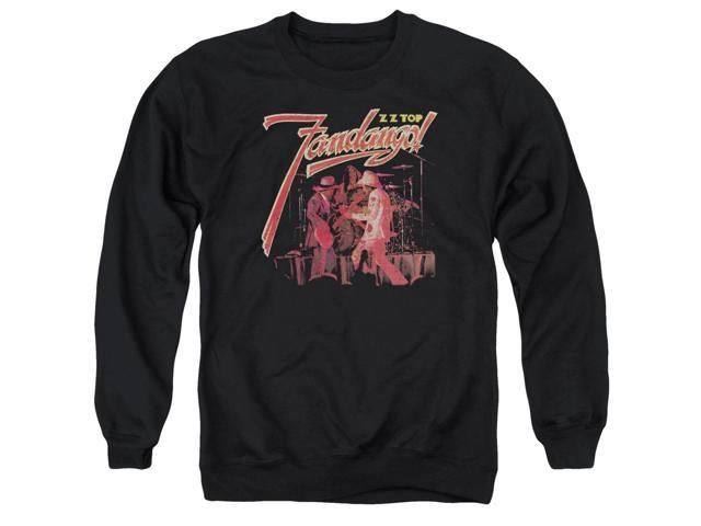 Zz Top Fandango Mens Crew Neck Sweatshirt