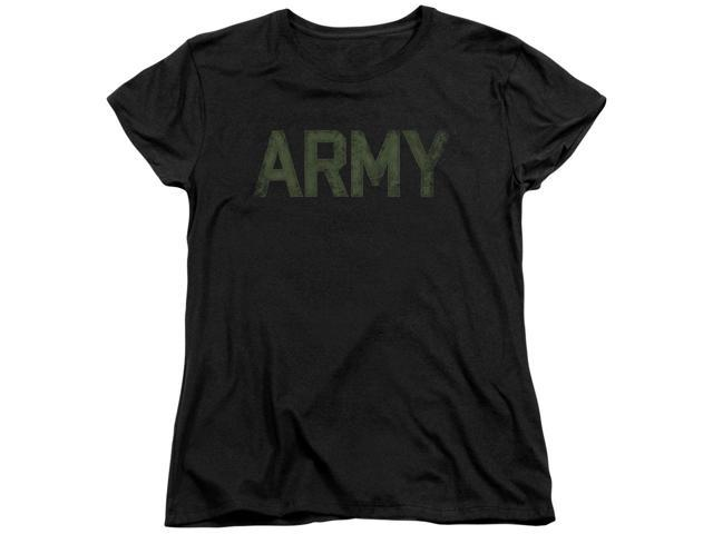 Army Type Womens Adult T Shirt