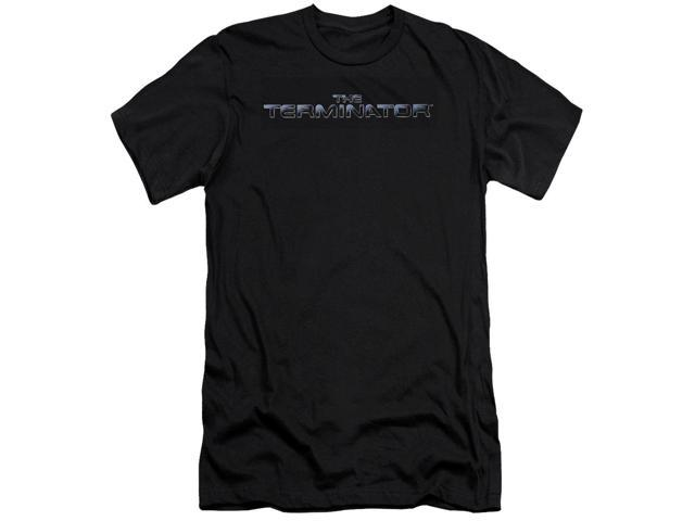 Terminator Logo Mens Slim Fit Shirt