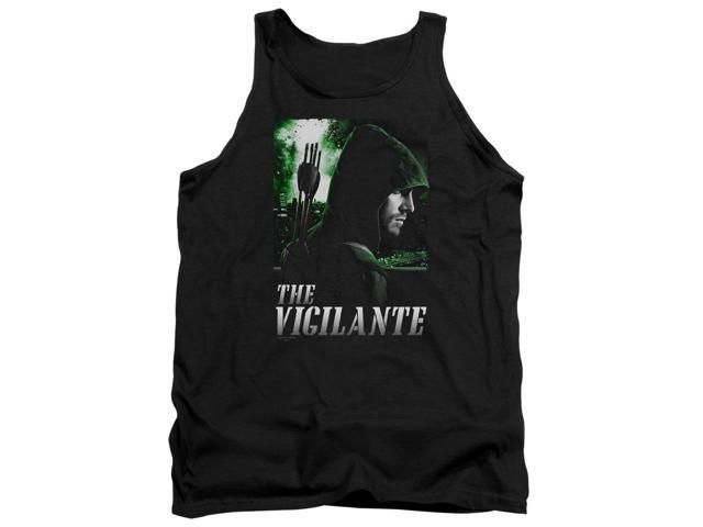 Arrow Star City Defender Mens Tank Top Shirt
