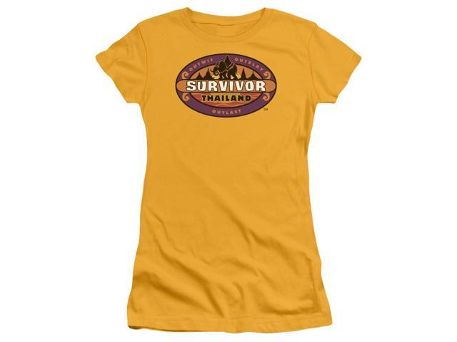 Survivor Thailand Juniors Short Sleeve Shirt