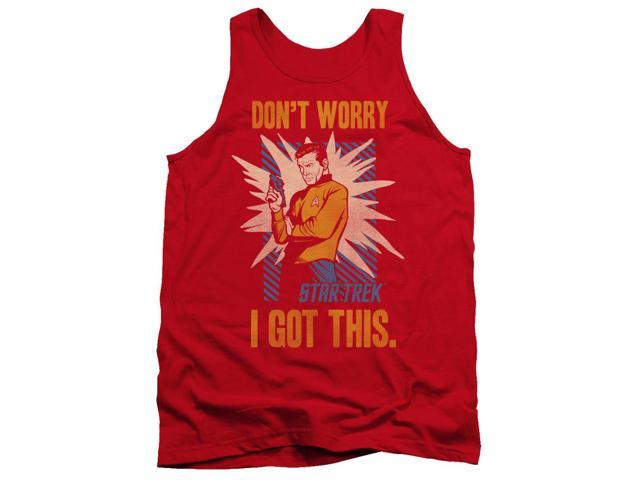 Star Trek Got This Mens Tank Top Shirt