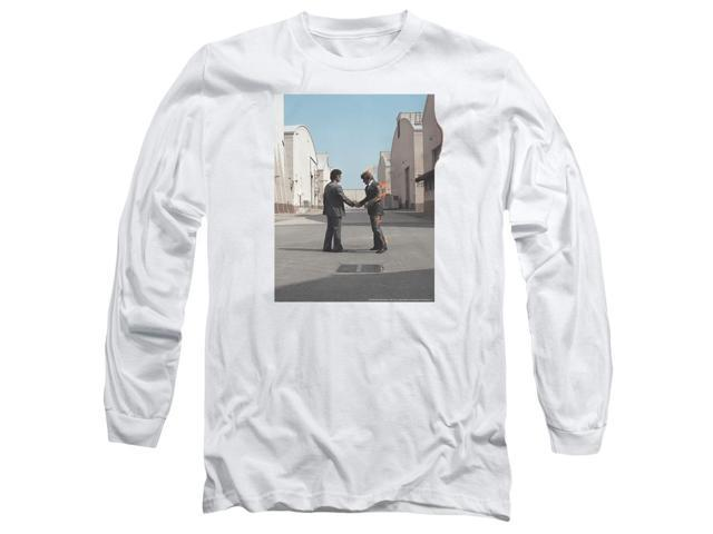 Pink Floyd Wish You Were Here Mens Long Sleeve Shirt