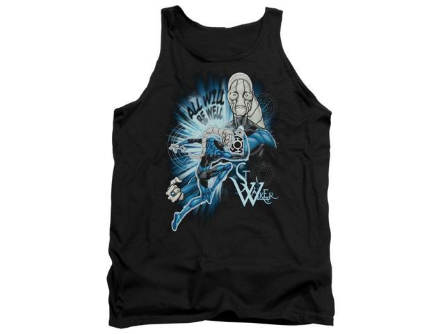 Green Lantern Saint Walker Mens Tank Top