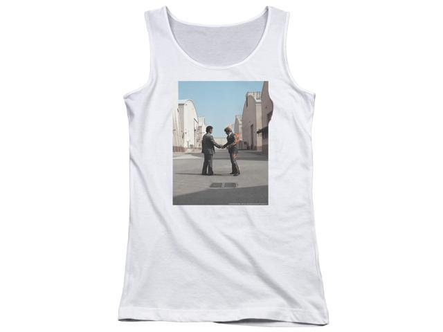 Pink Floyd Wish You Were Here Juniors Tank Top Shirt