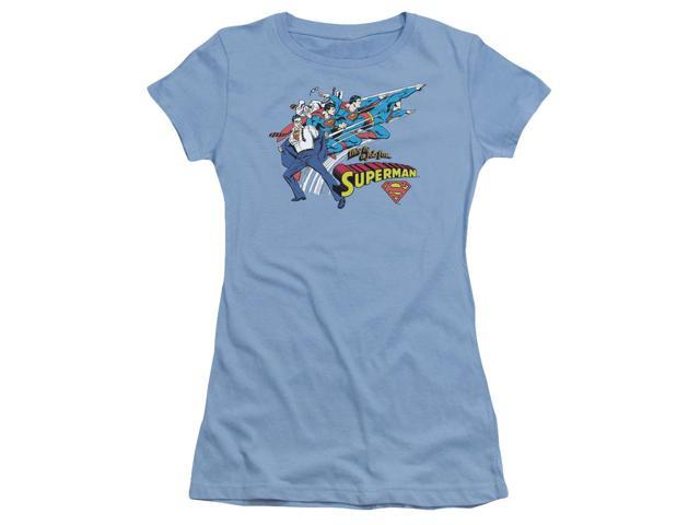 DC Comics Quick Change Juniors Short Sleeve Shirt