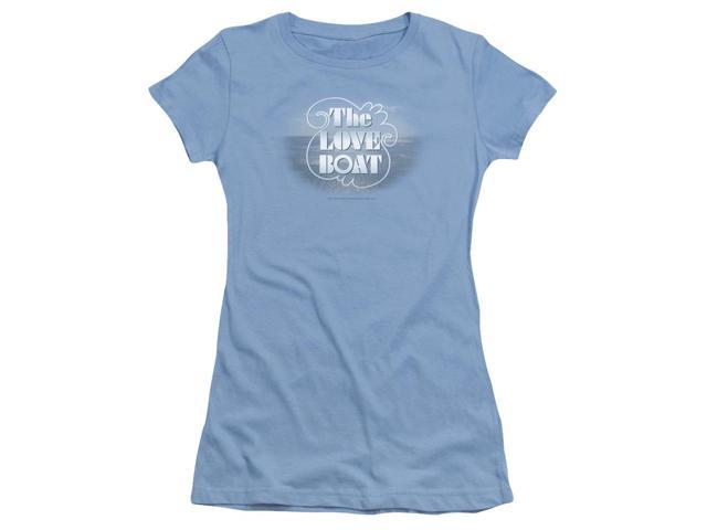 The Love Boat The The Love Boat Juniors Short Sleeve Shirt