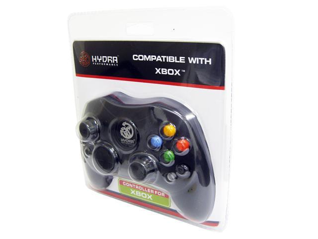 Hydra Performance® Wired Controller S Type for Microsoft XBOX BLACK