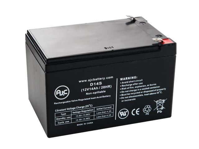 GE Digital Energy LanPro LP20-31 LP20-33 12V 15Ah UPS Battery - This is an AJC Brand® Replacement