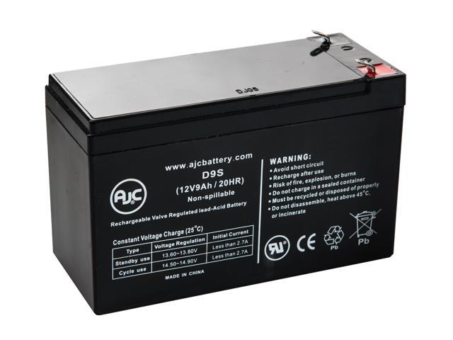 Minuteman A425/2 12V 9Ah UPS Battery - This is an AJC Brand® Replacement