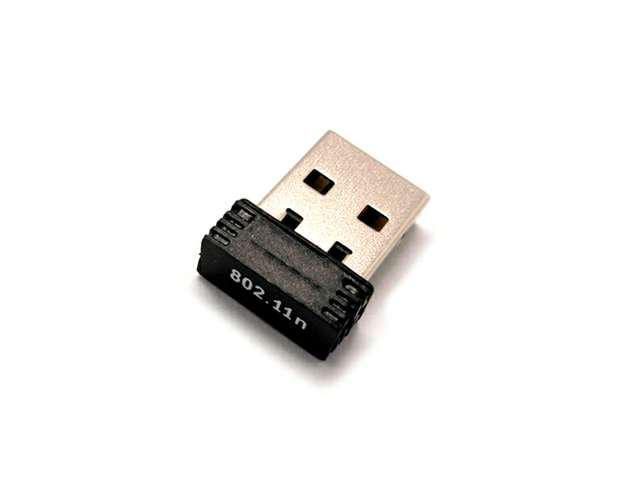 Baaqii WA001 150M Wireless N WiFi Network Card 802.11n USB Adapter