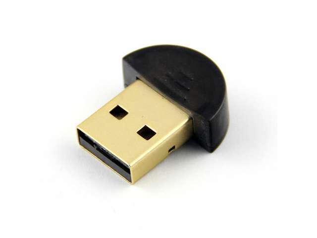 Baaqii A071 Version 3.0 USB Bluetooth Wireless Adapter Win7 64 PC