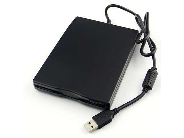 Baaqii A150 USB External Portable 1.44MB 3.5