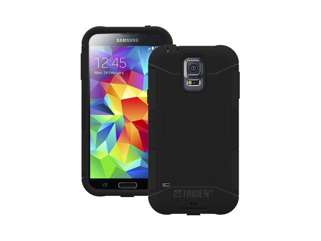 Trident Case Aegis for Samsung Galaxy S5 - Retail Packaging - Black