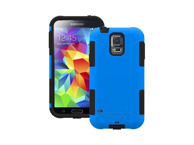 Trident Case Aegis for Samsung Galaxy S5 - Retail Packaging - Blue