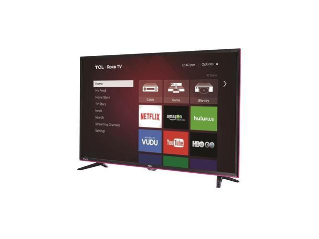 "32S3850P 32"" 720p HD Roku LED TV - Pink - Decorative Series"