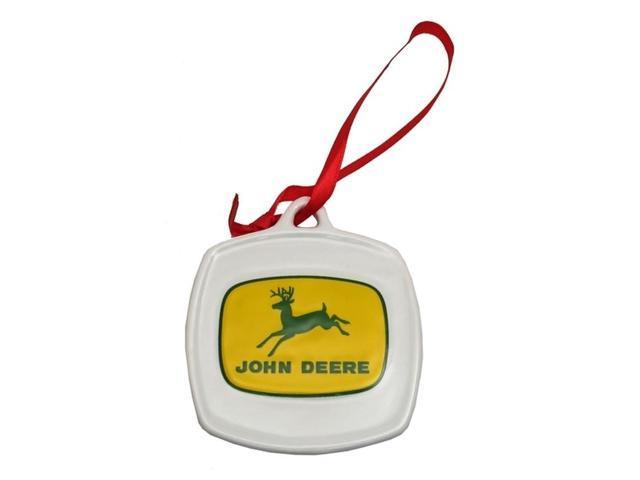 John Deere 1956 Logo Ornament-0193-615859