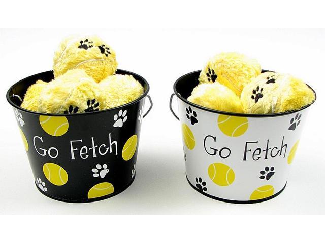 Go Fetch Pet Bucket 2 Assorted-049-62054
