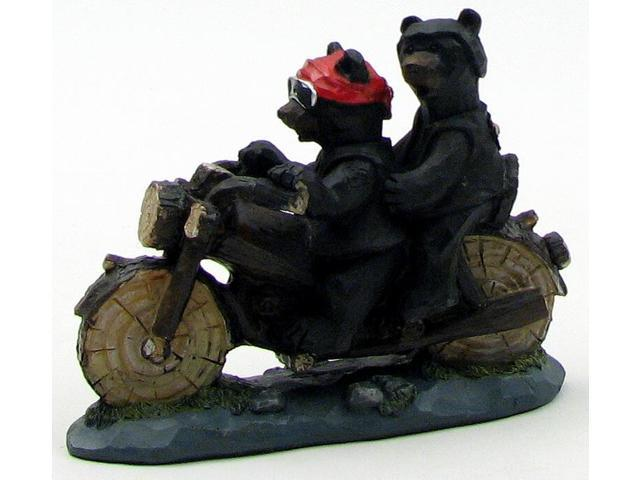 Bear Motorcycle Couple-0154-18351